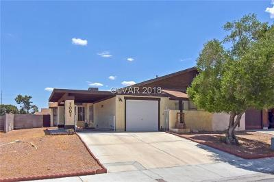 Las Vegas Condo/Townhouse For Sale: 7007 Cheerful Circle