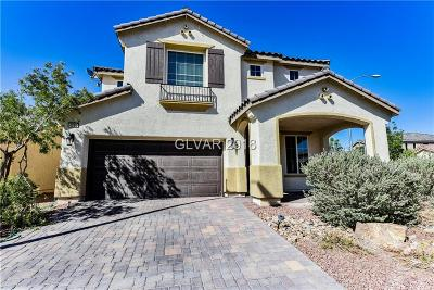 North Las Vegas Single Family Home For Sale: 4060 Crystal Island Avenue