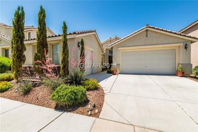 HENDERSON Single Family Home For Sale: 2657 Rich Flavor Place