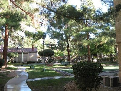 Condo/Townhouse Contingent Offer: 2200 South Fort Apache Road #1030