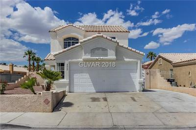 Las Vegas NV Single Family Home For Sale: $257,000