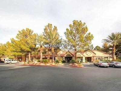 Condo/Townhouse For Sale: 2200 South Fort Apache Road #1091