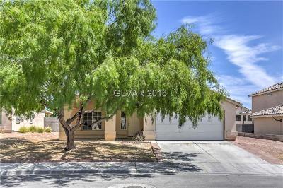 North Las Vegas Single Family Home For Sale: 440 Count Avenue