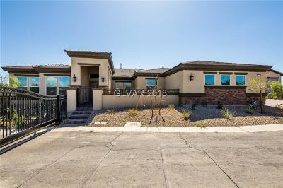 Las Vegas  Single Family Home For Sale: 397 East Ford Avenue