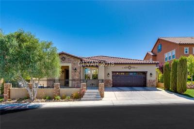 Henderson NV Single Family Home For Sale: $499,000