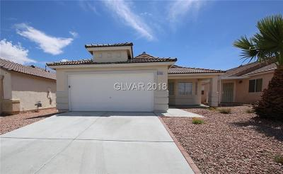 North Las Vegas NV Single Family Home For Sale: $219,900