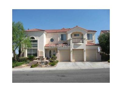 Henderson Rental For Rent: 1392 Via Merano Street