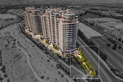 One Queensridge Place Phase 1 High Rise For Sale: 9101 West Alta Drive #1