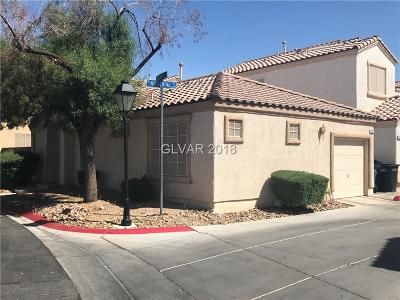 North Las Vegas Single Family Home For Sale: 2510 Influential Court