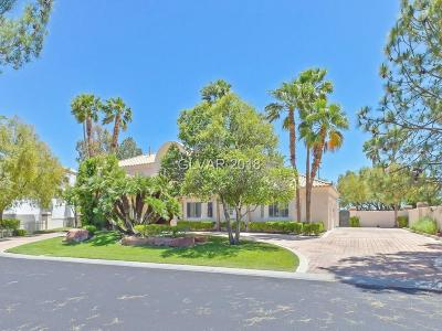 Las Vegas Single Family Home For Sale: 50 Sawgrass Court
