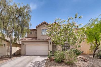 North Las Vegas Single Family Home For Sale: 1725 Sandglass Avenue
