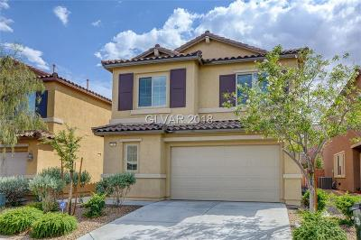 Henderson Single Family Home For Sale: 749 Crest Valley Place