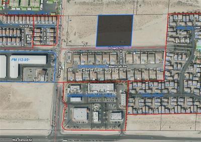 Las Vegas Residential Lots & Land For Sale: W. Agate Avenue