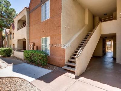 Condo/Townhouse Contingent Offer: 2200 South Fort Apache Road #2048