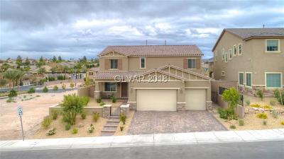 Henderson Single Family Home For Sale: 1136 Apollo Gardens Street