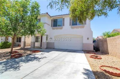 Las Vegas Single Family Home For Sale: 8253 Azure Shores Court