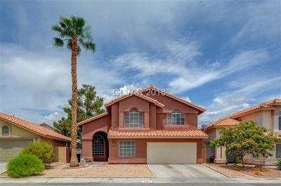 North Las Vegas Single Family Home For Sale: 1608 Rio Bravo Drive