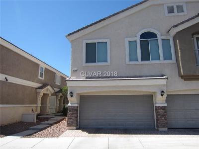 North Las Vegas Rental For Rent: 6725 Lookout Lodge Lane #3