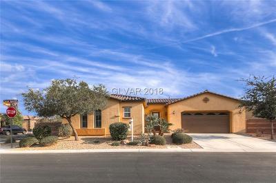 Las Vegas NV Single Family Home For Sale: $414,900