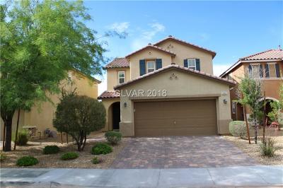 Henderson Single Family Home For Sale: 2862 Culloden Avenue