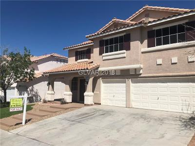 Las Vegas Single Family Home For Sale: 6486 Violet Breeze Way