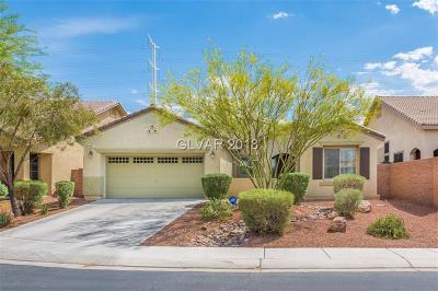 North Las Vegas Single Family Home For Sale: 4053 Narada Falls Avenue