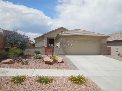 Single Family Home For Sale: 2174 High Mesa Drive