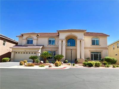 Las Vegas Single Family Home For Sale: 9021 Glenistar Gate Avenue