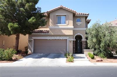 North Las Vegas Single Family Home For Sale: 4704 Grey Heron Drive