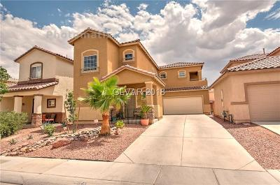 North Las Vegas Single Family Home Contingent Offer: 3545 Terneza Avenue