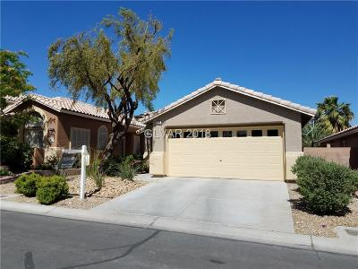 Las Vegas Single Family Home For Sale: 232 West McHenry Street
