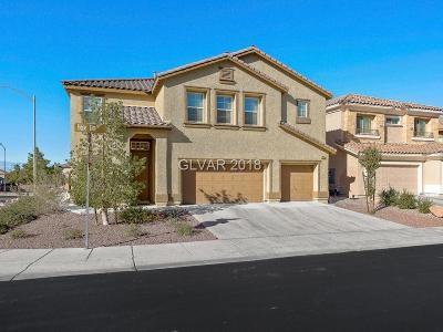 Henderson Single Family Home For Sale: 1122 Riddle Glen Street