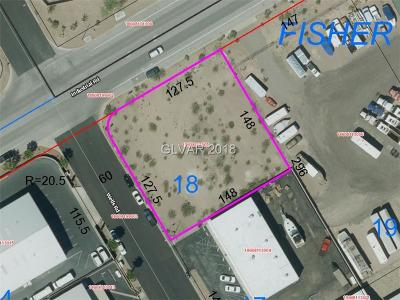 Boulder City Residential Lots & Land For Sale: 711 Wells Road
