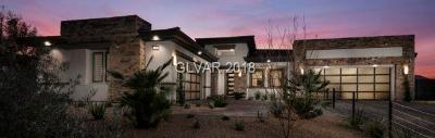 Las Vegas, North Las Vegas Single Family Home For Sale: 5895 N Jensen Street