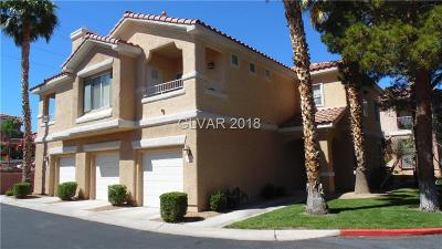 Henderson Condo/Townhouse Contingent Offer: 251 Green Valley #611