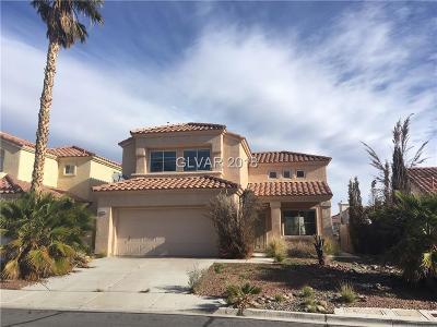 LAS VEGAS Single Family Home For Sale: 9704 Hitching Rail Drive