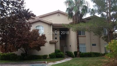HENDERSON Condo/Townhouse For Sale: 2050 Warm Springs Road #1811
