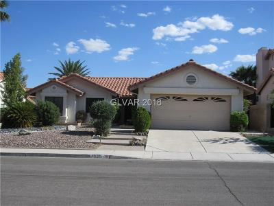Las Vegas Single Family Home For Sale: 7525 Shangri La Avenue