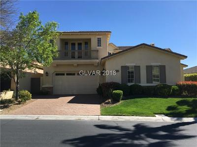 Red Rock Cntry Club At Summerl Rental Contingent Offer: 2620 Grassy Spring Place