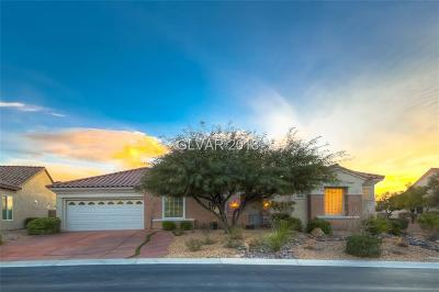 Henderson NV Single Family Home For Sale: $675,000