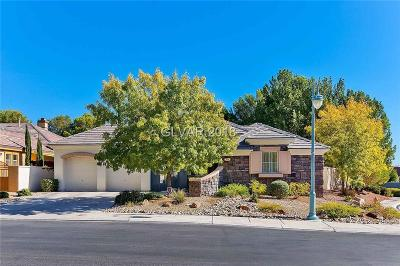 LAS VEGAS Single Family Home For Sale: 804 Jody Brook Court