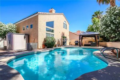 North Las Vegas Single Family Home Contingent Offer: 4535 Monitor Way
