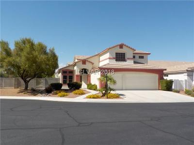 Las Vegas Single Family Home For Sale: 5616 Desert Eagle Court