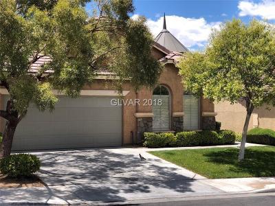 Henderson Single Family Home For Sale: 1271 Sonatina Drive