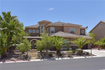 Las Vegas NV Single Family Home For Sale: $648,000