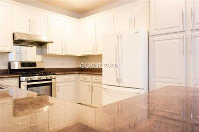 Las Vegas Single Family Home For Sale: 9764 Galahad Point Court