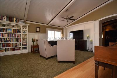 North Las Vegas Single Family Home For Sale: 4341 Cinema Avenue