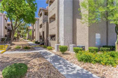 Condo/Townhouse Under Contract - No Show: 4200 South Valley View Boulevard #2052