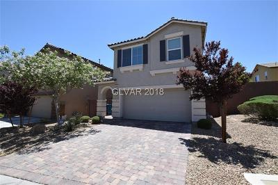 Las Vegas Single Family Home For Sale: 7485 Earnshaw Avenue