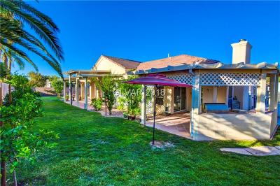 Las Vegas Single Family Home For Sale: 3813 North Maverick Street